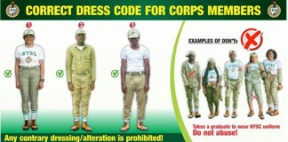 NYSC DG: Non-Conformity To the Scheme's Uniform Is An Affront To Decency And Constituted Authority