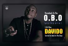 Throwback To The OBO Genesis! 5 Hit Vibes Davido Served Us Back In The Days