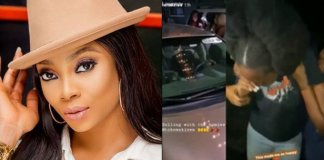 Toke Makinwa Gifts Personal Assistant Brand New Car For Her Birthday