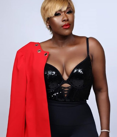 Nollywood Actress, Uche Jombo Flaunts Her Banging Body 2