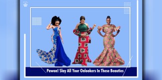Pawon! Slay All Your Onlookers In These Ankara Styles