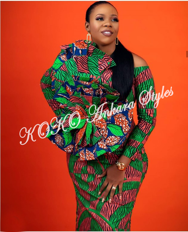 Round Off November In These Highly Suave Ankara Styles 3