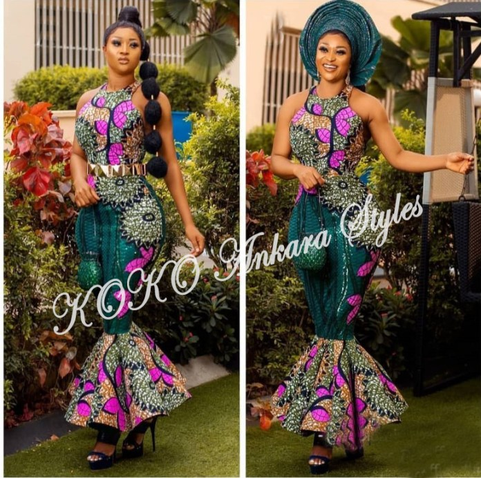 Radiate Gorgeousness In These Ankara Styles