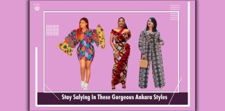 Stay Slaying In These Gorgeous Ankara Styles