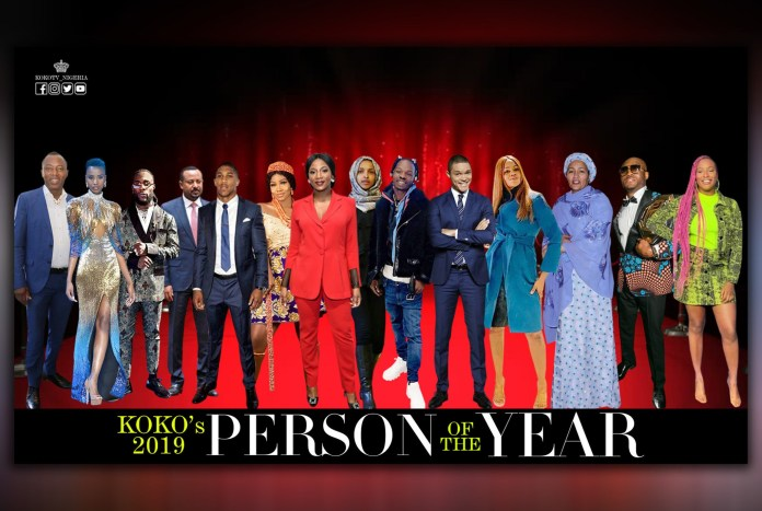 KOKO Person Of The Year