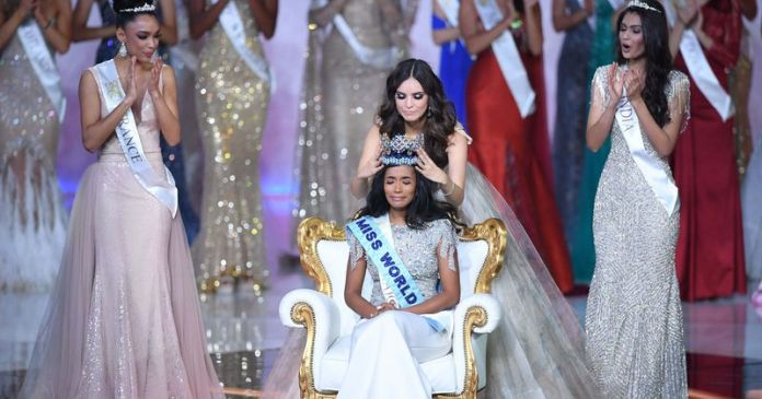 Miss Jamaica Toni-Ann Singh Crowned Miss World 2019 5