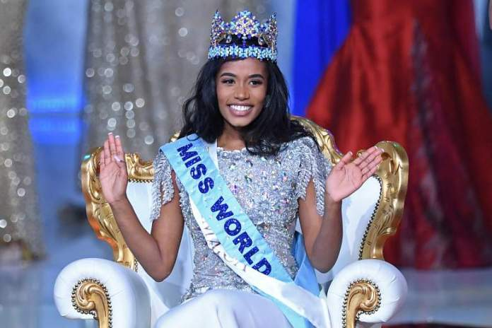 Miss Jamaica Toni-Ann Singh Crowned Miss World 2019 4
