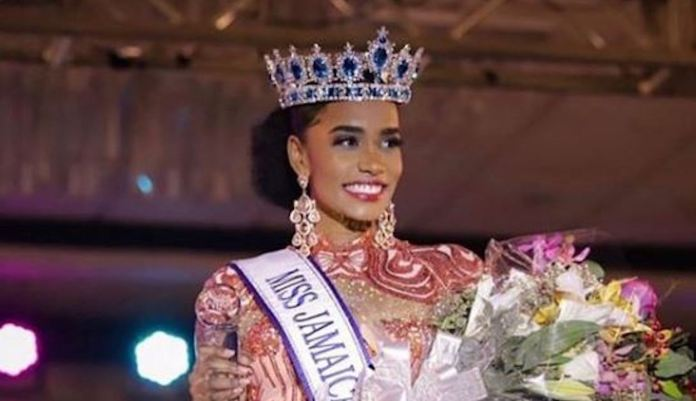 Miss Jamaica Toni-Ann Singh Crowned Miss World 2019 2