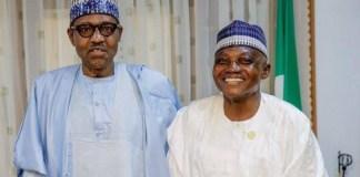 Buhari and Garba