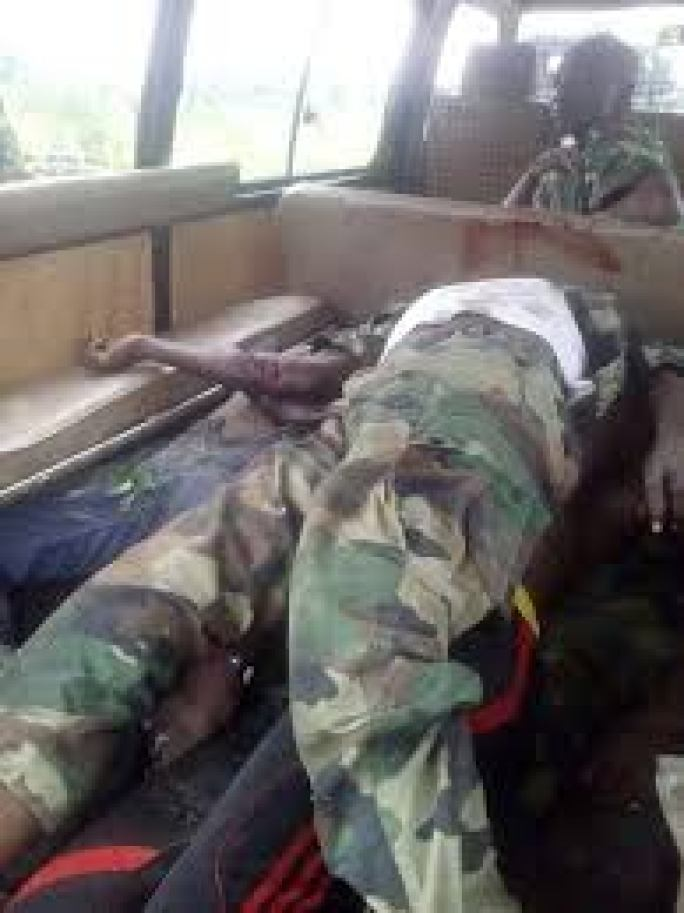 Army Arrests Depressed Soldier Who Killed Newly Married Colleague