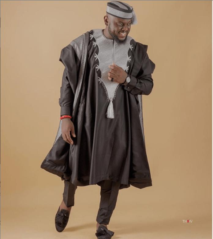 Saturday Swag: Ayoola Ayolola, The Yoruba Demon, Bald Boy With Rich Hausa Touch