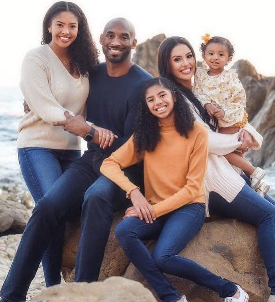Kobe Bryant Family: Meet Vanessa Bryant And Their Lovely ...