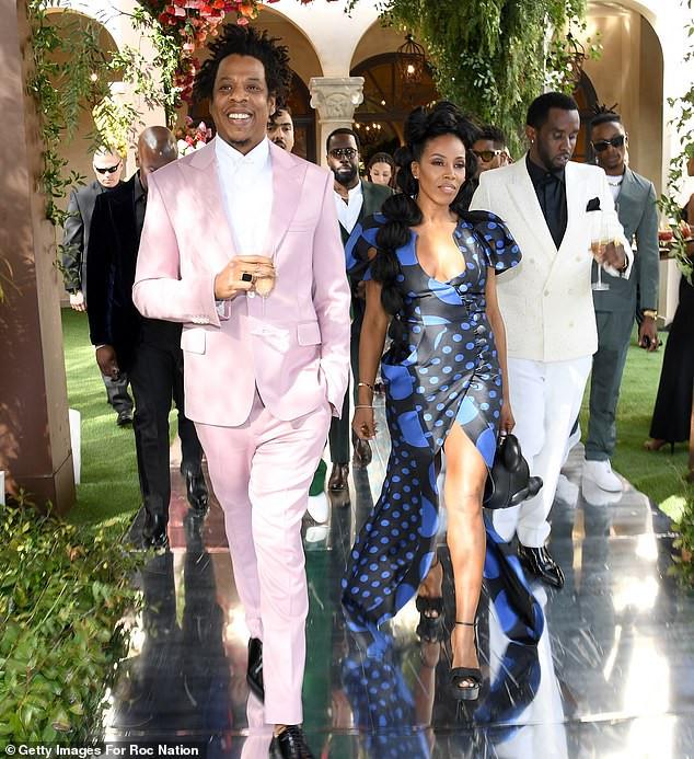 Roc Nation Pre-Grammy Brunch