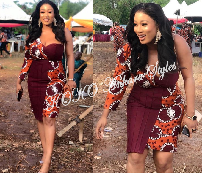 Elegant Ankara Styles To Flaunt Your Classiness In