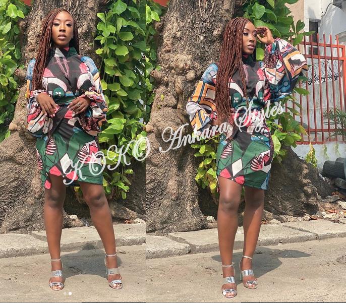 Beverly Naya Ankara Styles