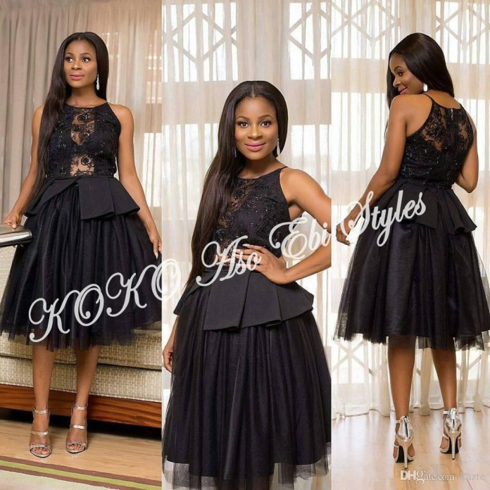 Aso-Ebi Styles That Are Perfect For Date Night