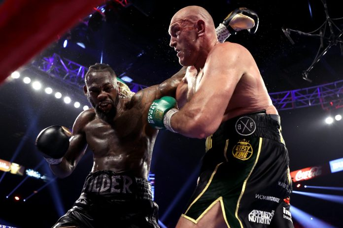 Wilder and Fury