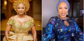 Fans Praise Faithia Balogun For Handling Iyabo Ojo's Feud With Maturity