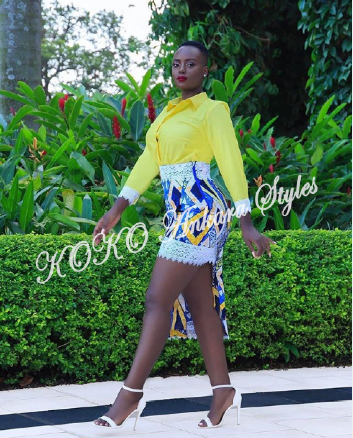 You Are Stylish And Chic! You Should Rock These 6 Ankara Styles