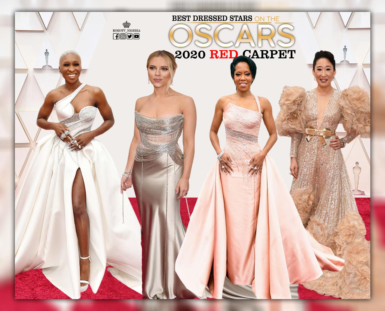 Oscars 2020: Best Dressed Stars On The Red Carpet