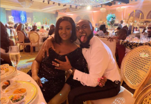 Kai Davido!!! See What OBO Did To Chioma At His Brother's Wedding