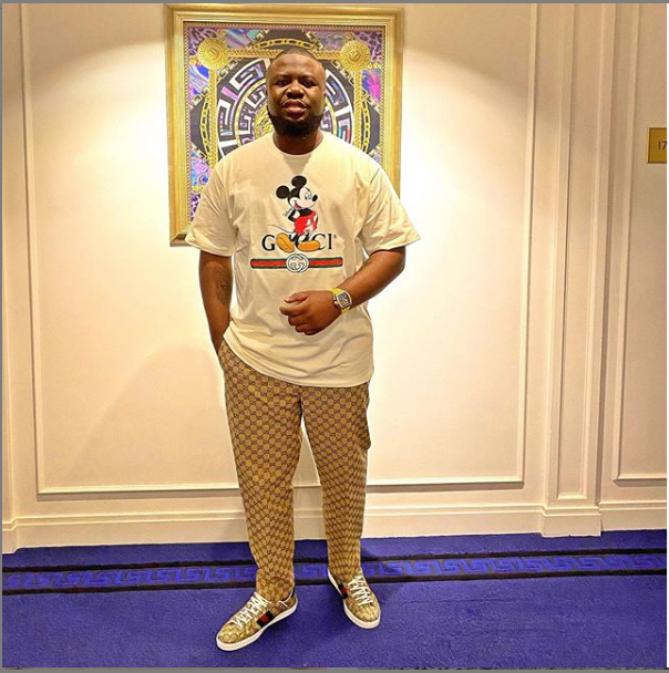 """Roll With Me"", Hushpuppi Begs For Valentine's Day Love, Entices Ladies With..."