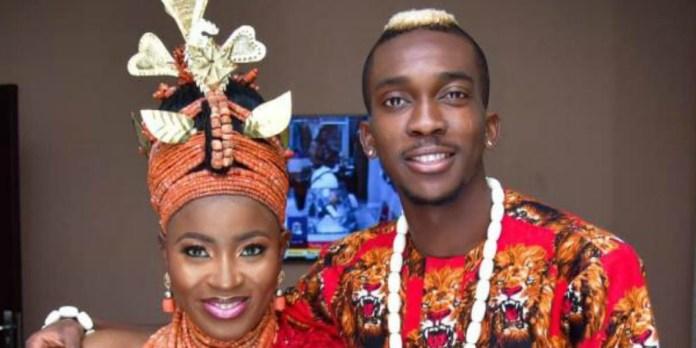 Nigerian Striker Henry Onyekuru Shares Picture of His New Born Daughter