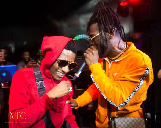 Wizkid and Burna Boy
