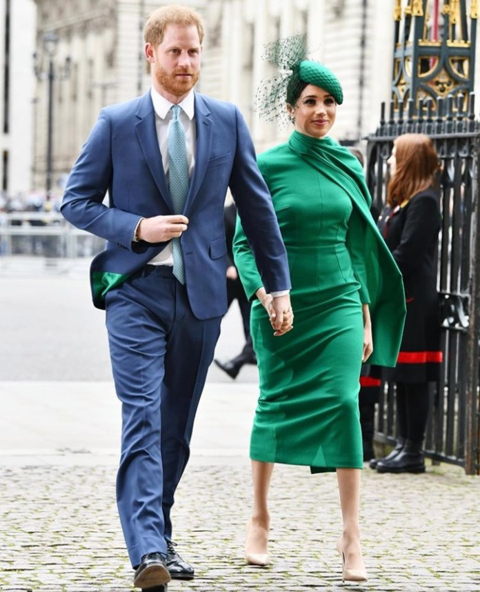 Prince Harry And Meghan Sue Unknown Paparazzi For Taking Pictures Of Their Son
