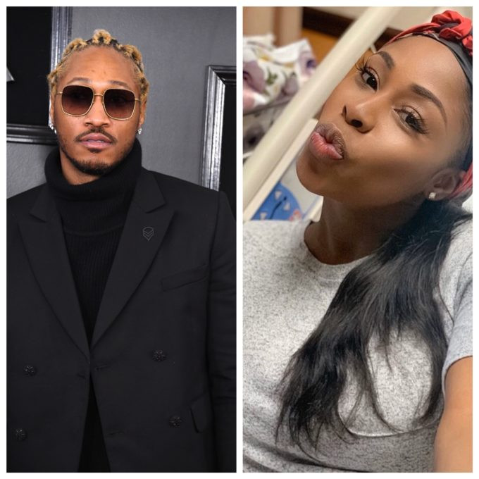 Future's 7th Babymama Eliza Reign Request For $53K A Month In Child Support