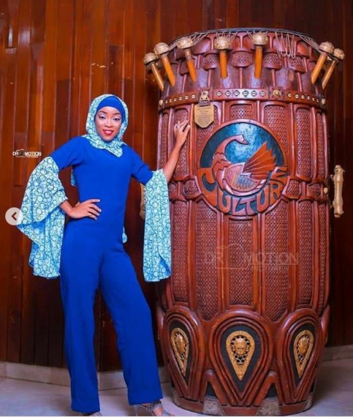 Hadiza Bala Faila Shows Us How To Slay Modest Fashion