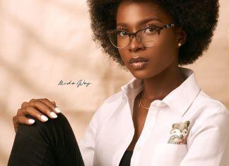 Jemima Osunde Ankara Styles