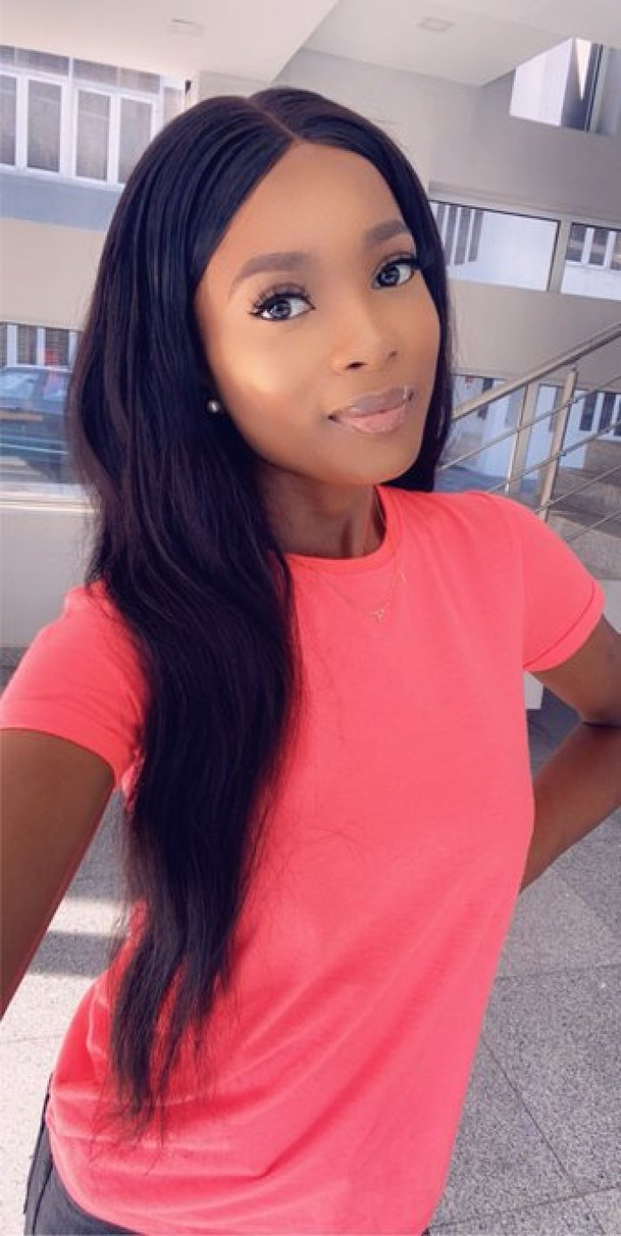 Baby Bawo? Jemima Osunde Shares The Weird Message She Received From Electrical Fixer
