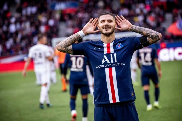 Mauro Icardi signs to PSG