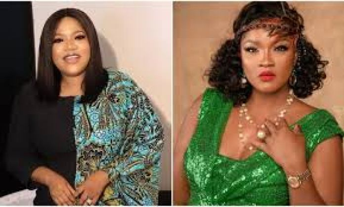 Toyin Abraham Pens Heartfelt Note To Omotola Jalade On Her 25th Anniversary