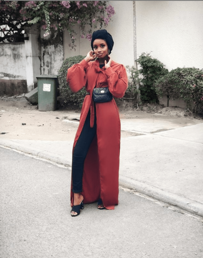 Fatima Garba Is Showing Muslimah's How To Be Incredibly Chic