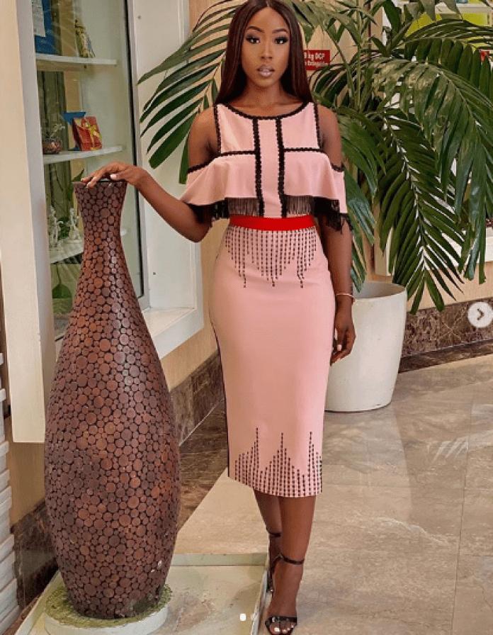 Beverly Naya Nailed The Lady Boss Look