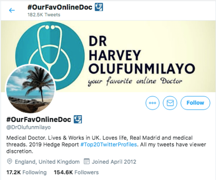 Popular Twitter Influencer Dr Olufunmilayo In Trouble, Accused Of  Sexual Abuse