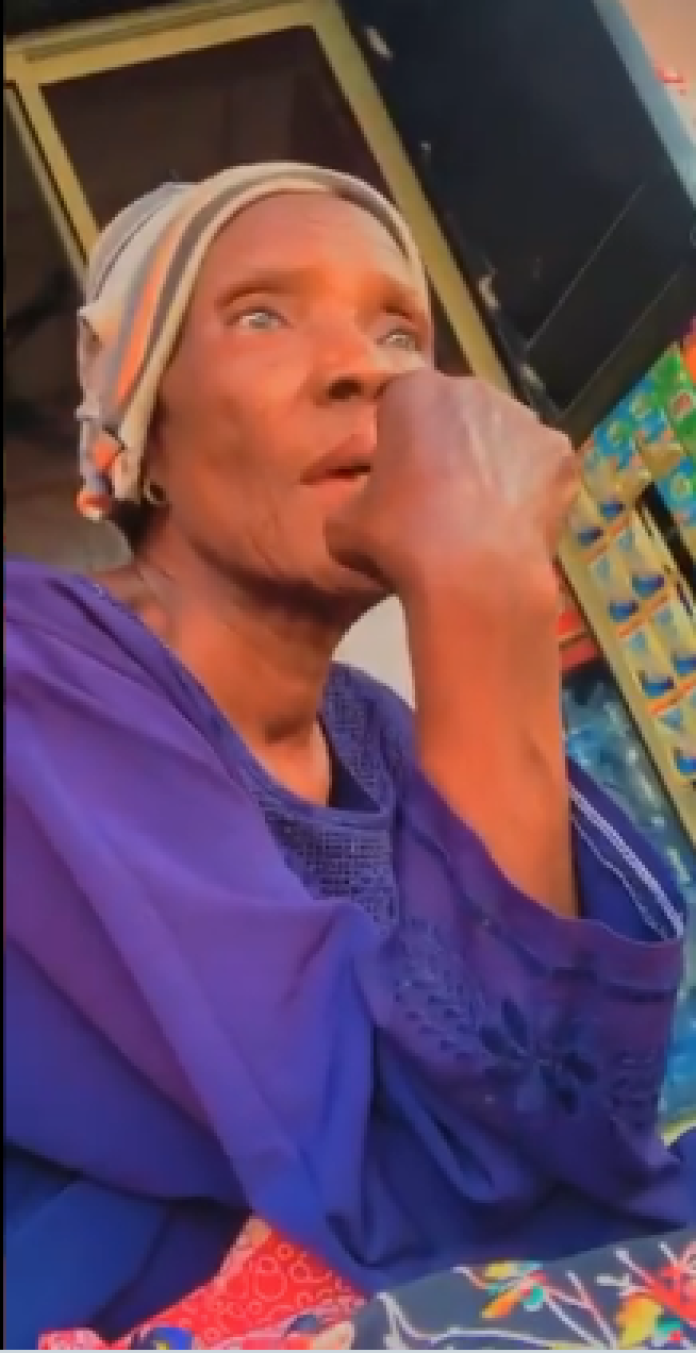 Mama Gunners! This Old Woman Analysing Football Will Awe You