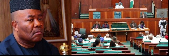 House Of Reps To Sue Niger Delta Affairs Minister, Akpabio For Perjury