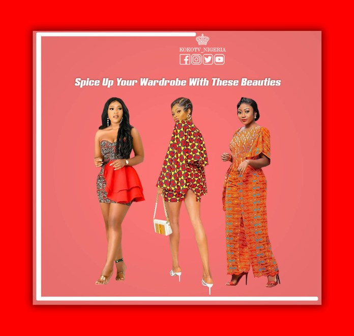 Spice Up Your Wardrobe With The Adorable Ankara Styles