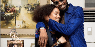 Amidst Seyitan's Palava, D'banj Celebraates 4th Anniversary With Wife