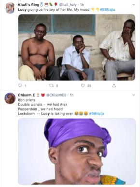 Lucy BBNaija KOKO TV Nigeria 1