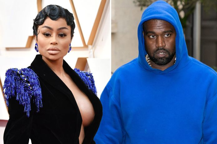Blac Chyna Supports Kanye West Tweet On Kris Jenner