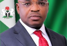 Governor Udom of Akwa Ibom