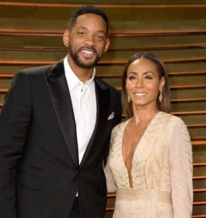 """""""Bad Marriage For Life"""", Jada Pinkett And Will Smith Make Up With Fist Bumping"""