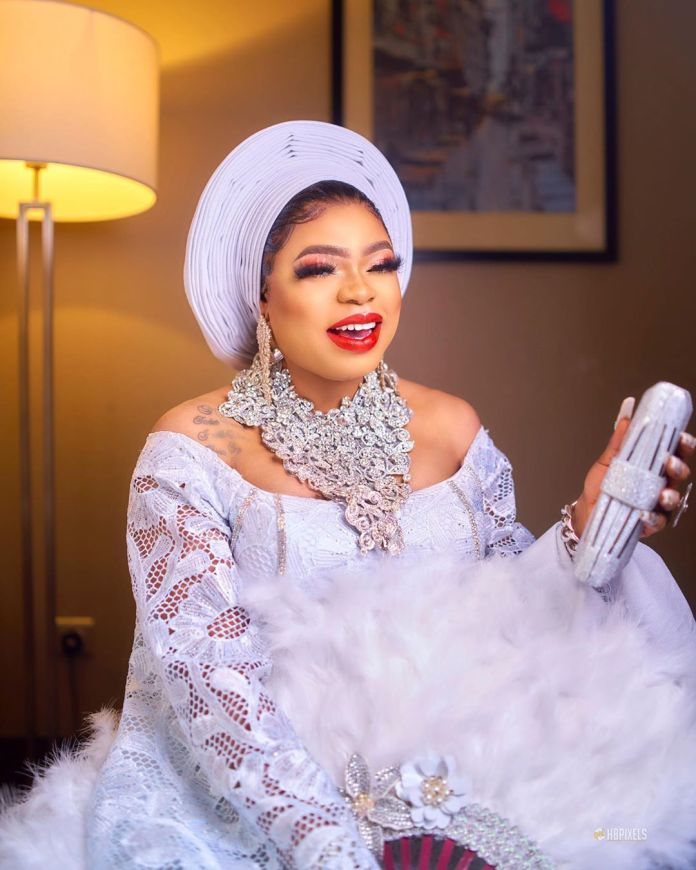 Are You Mad, I Don't Need Your Love - Bobrisky Slams Nigerian Celebrities