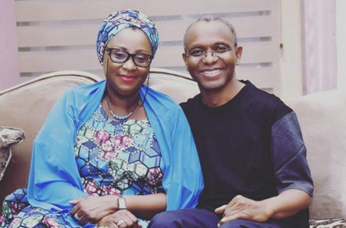 El-Rufai And Wife Hadiza Celebrate 35th Wedding Anniversary