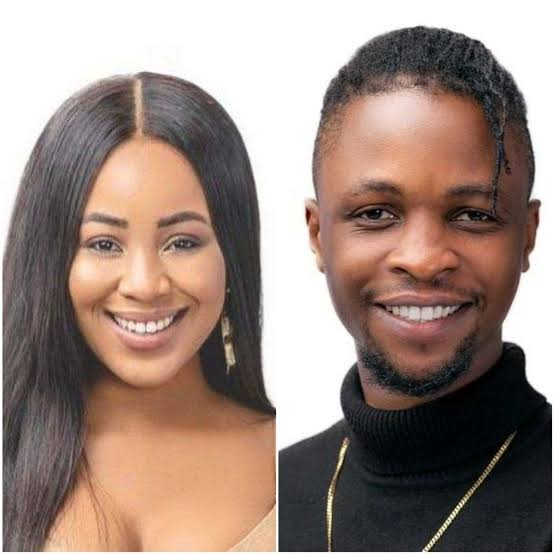 BBNaija Erica and Laycon