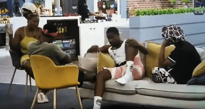 BBNaija: Guilty Conscience Is Their Problem - Lucy Shades Erica, Nengi